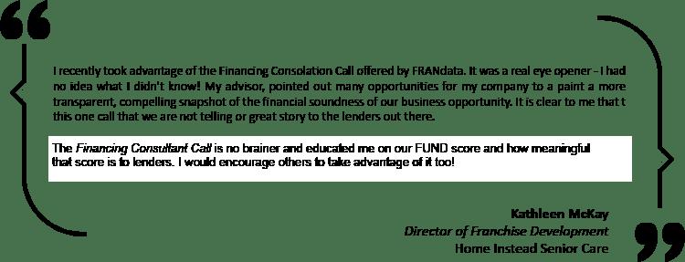 The Franchise Registry Membership - FRANdata